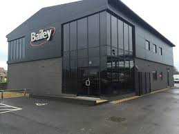 Allcool Commence Work on a New Unit on Whitehills Industrial Estate in Blackpool for DJ Bailey Electrical