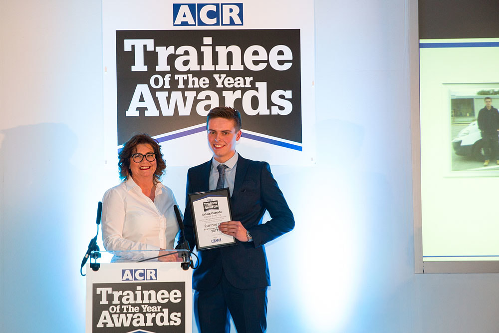 Allcool (NW) Ltd represented at the ACR Awards 2017