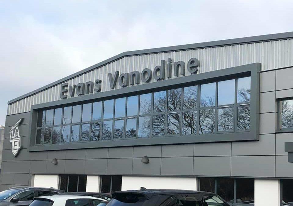 Evans Vanodine, Preston